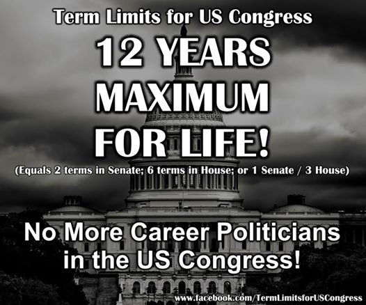 essays on congressional term limits Donald trump proposes another terrible idea: congressional term limits the time for congressional term limits has arrived first-person essays, features, interviews and q&as about life today (arabi.